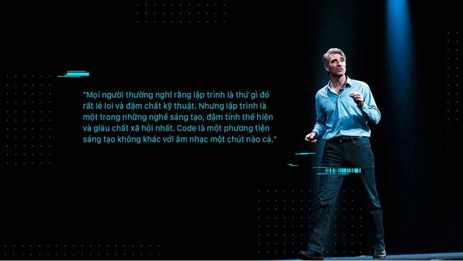 Chân dung Craig Federighi, người kế thừa thầm lặng của Steve Jobs tại Apple - Ảnh 25.