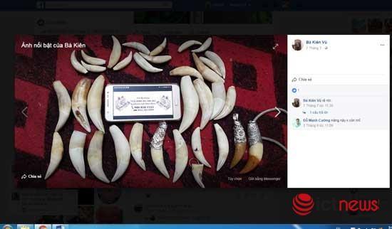 """Facebook """"thiên đường"""" buôn bán hàng giả, hàng nhái, hàng cấm ảnh 9"""