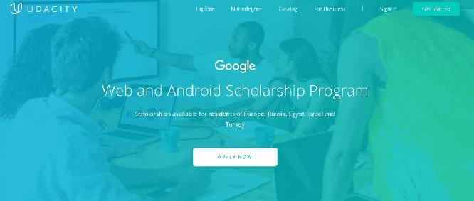 Google cấp 75.000 học bổng Android cho các nhà phát triển tài năng ảnh 1