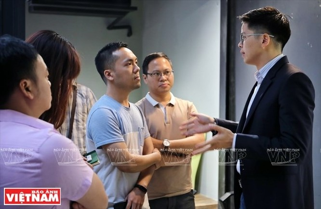 Giáo sư Việt 8X Vũ Ngọc Tâm và 10 bằng sáng chế Mỹ ảnh 5