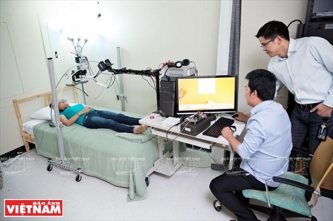 Giáo sư Việt 8X Vũ Ngọc Tâm và 10 bằng sáng chế Mỹ ảnh 7