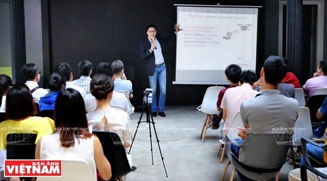 Giáo sư Việt 8X Vũ Ngọc Tâm và 10 bằng sáng chế Mỹ ảnh 3