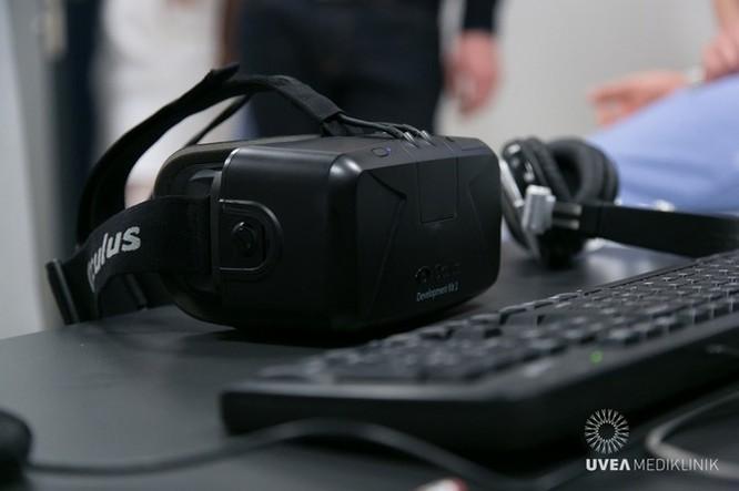 Slovakia: Sử dụng kính thực tế ảo để chữa bệnh về mắt ảnh 5