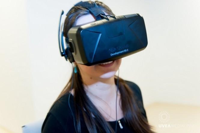 Slovakia: Sử dụng kính thực tế ảo để chữa bệnh về mắt ảnh 6