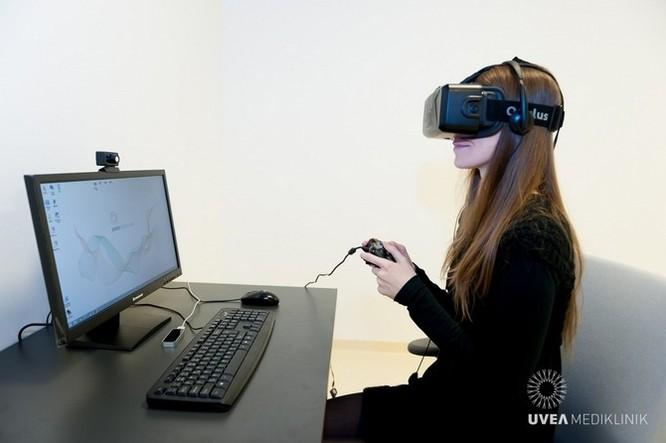 Slovakia: Sử dụng kính thực tế ảo để chữa bệnh về mắt ảnh 7