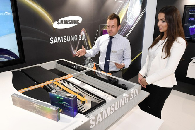 Tuyên chiến với Tesla, Samsung ra mắt pin mới cho ô-tô điện: Đi từ Hà Nội đến Huế chỉ với một lần sạc - Ảnh 1.