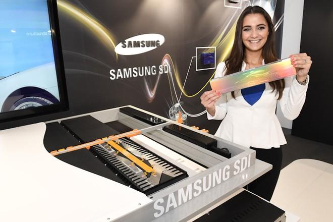 Tuyên chiến với Tesla, Samsung ra mắt pin mới cho ô-tô điện: Đi từ Hà Nội đến Huế chỉ với một lần sạc - Ảnh 2.