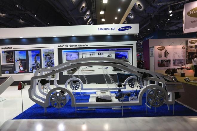Tuyên chiến với Tesla, Samsung ra mắt pin mới cho ô-tô điện: Đi từ Hà Nội đến Huế chỉ với một lần sạc - Ảnh 3.