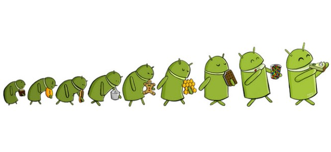 Tất tần tật về Android: nguồn gốc, cách đặt tên và nhiều thứ khác nữa ảnh 1
