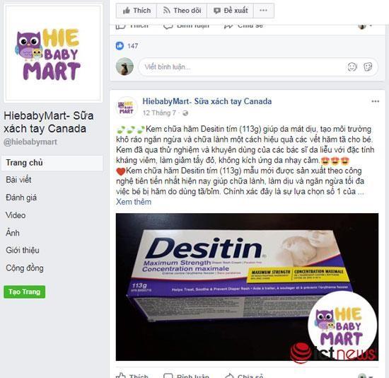 Thuốc chữa bệnh, thực phẩm chức năng trôi nổi bán tràn lan trên Facebook ảnh 5