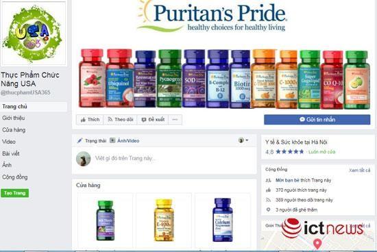 Thuốc chữa bệnh, thực phẩm chức năng trôi nổi bán tràn lan trên Facebook ảnh 8