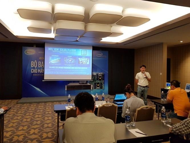 Intel ra mắt giải pháp mới về xử lý thông tin và an toàn dữ liệu cho doanh nghiệp ảnh 1