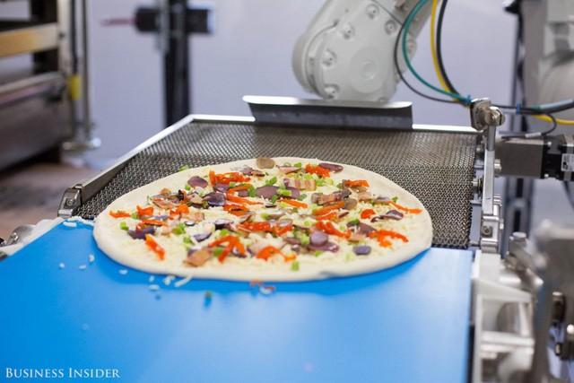 Được làm bởi robot, những chiếc pizza này sẽ là đối thủ đáng gờm của Dominos và Pizza Hut? - Ảnh 24.