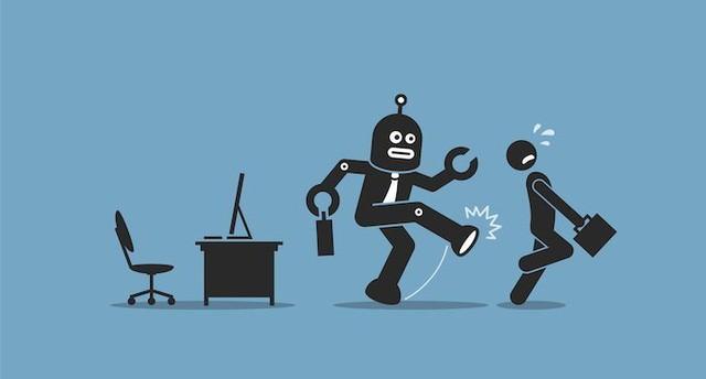 Robot chẳng hề đáng sợ, rủi ro mất hết việc làm vào tay máy móc đang bị thổi phồng quá mức? ảnh 1