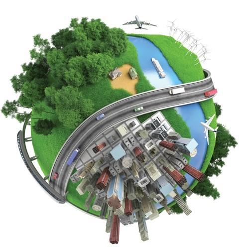 Cấu trúc & xây dựng Thành phố thông minh ảnh 2