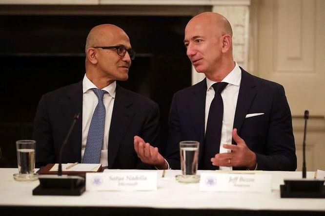 Amazon và Microsoft bị bộ tộc da đỏ kiện vi phạm bản quyền ảnh 1