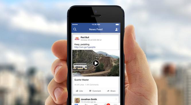Facebook thử nghiệm chia đôi News Feed, thời mạt của fanpage sắp đến? ảnh 1