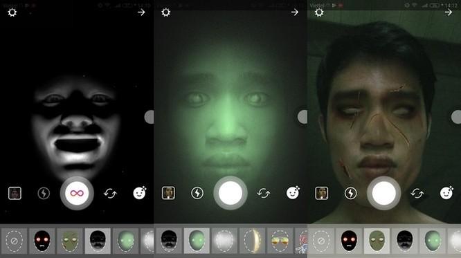 Instagram thêm tính năng tạo ảnh ma quái nhân dịp Halloween ảnh 2