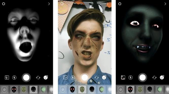 Instagram thêm tính năng tạo ảnh ma quái nhân dịp Halloween ảnh 1
