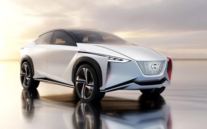"""Xe điện Nissan """"hát"""" để thay thế tiếng ồn động cơ ảnh 1"""