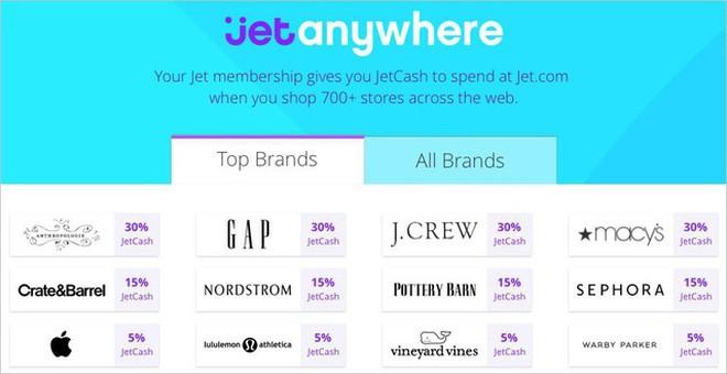 """Jet.Com: Startup 2 năm tuổi được Walmart chi 3,3 tỷ USD mua lại vì """"cả gan"""" đua giá rẻ với Amazon ảnh 1"""
