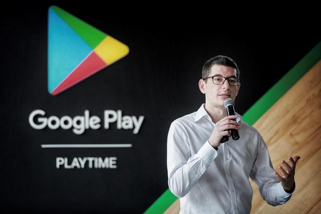 Nguyen Ha Dong xuat hien o su kien Google voi dien mao moi hinh anh 8