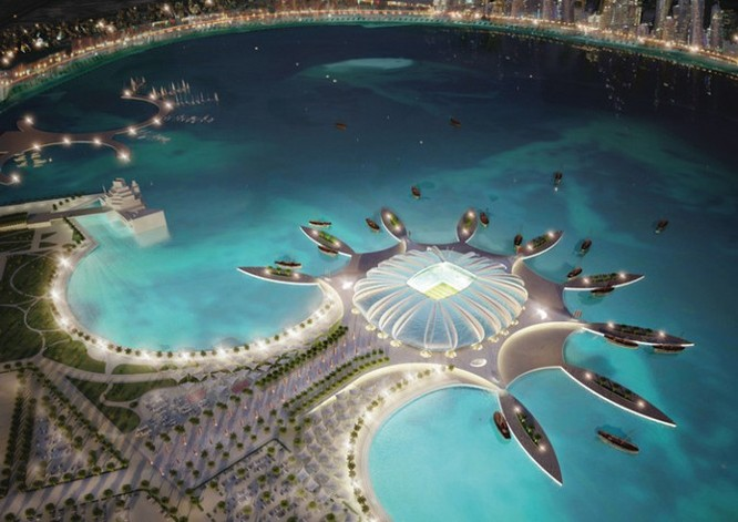 Qatar sẽ thuê sĩ quan cảnh sát nước ngoài để bảo vệ World Cup 2022 ảnh 11