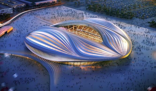 Qatar sẽ thuê sĩ quan cảnh sát nước ngoài để bảo vệ World Cup 2022 ảnh 12