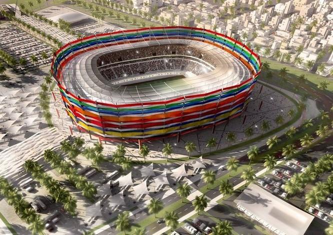Qatar sẽ thuê sĩ quan cảnh sát nước ngoài để bảo vệ World Cup 2022 ảnh 2