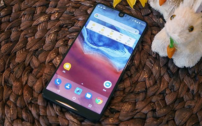 Điểm danh 6 mẫu smartphone có viền màn hình mỏng nhất thế giới ảnh 1