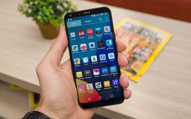 Điểm danh 6 mẫu smartphone có viền màn hình mỏng nhất thế giới ảnh 7