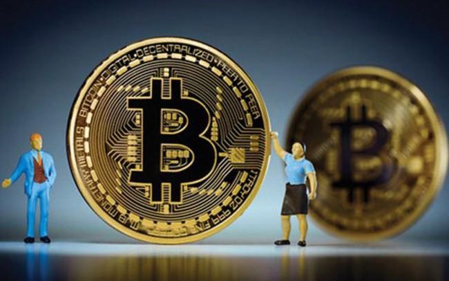 Cơn sốt Bitcoin: Đừng ham lãi ảo mà mất tiền thật ảnh 1