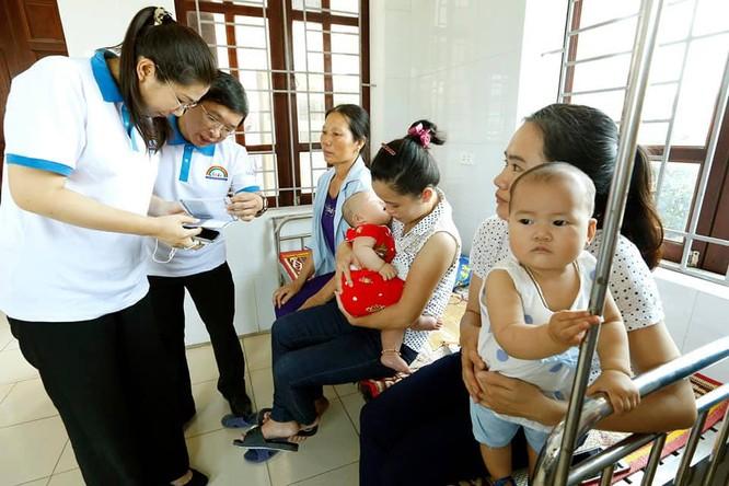 Tiêm vaccine cho trẻ là cách phòng ngừa bệnh tốt nhất
