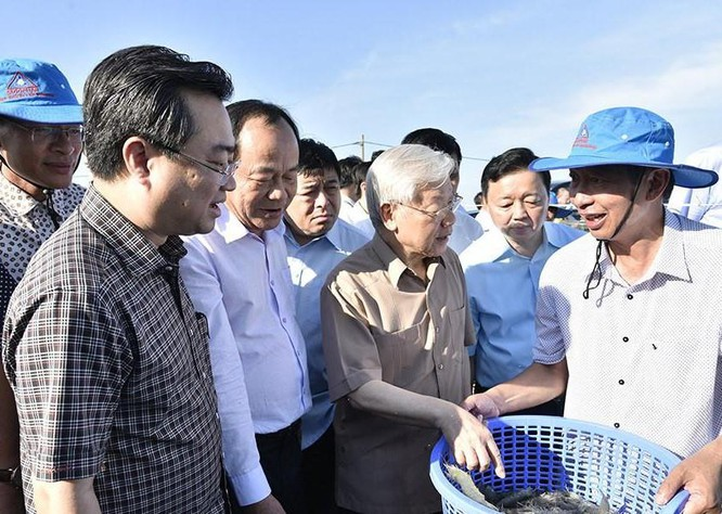 Tổng bí thư, Chủ tịch nước Nguyễn Phú Trọng sẽ làm việc trở lại vào cuối tuần ảnh 1