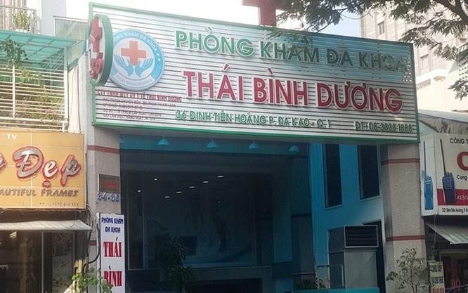 Hàng loạt phòng khám có bác sĩ Trung Quốc hành nghề vi phạm ảnh 1