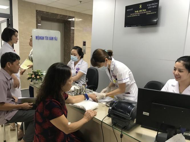 Bệnh viện K khai trương cơ sở khám ung thư tại trung tâm Hà Nội ảnh 1