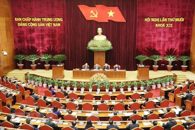 Hội nghị lần thứ mười Ban Chấp hành Trung ương Đảng khóa XII đã khai mạc tại Thủ đô Hà Nội.