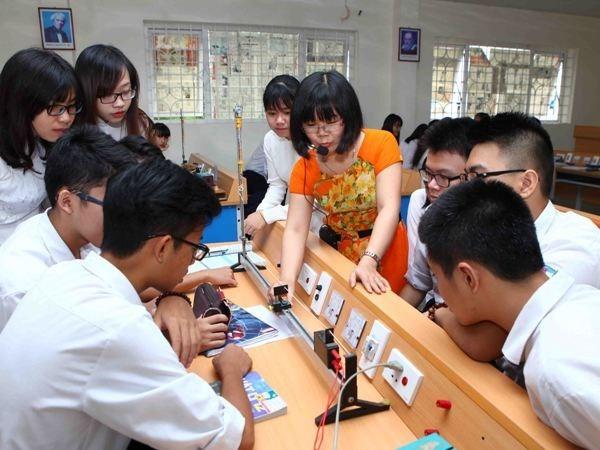 GDPT mới giúp học sinh chủ động hơn trong tiếp nhận kiến thức