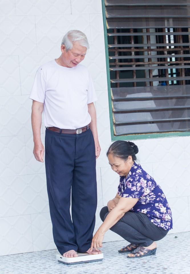 Dự án giúp người dân phát hiện sớm bệnh đái tháo đường và tăng huyết áp.