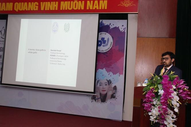 Hội thảo quốc tế về bạch biến: Vẫn chưa có phương pháp điều trị triệt để ảnh 2