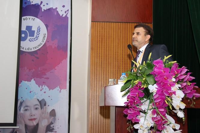 Hội thảo quốc tế về bạch biến: Vẫn chưa có phương pháp điều trị triệt để ảnh 3