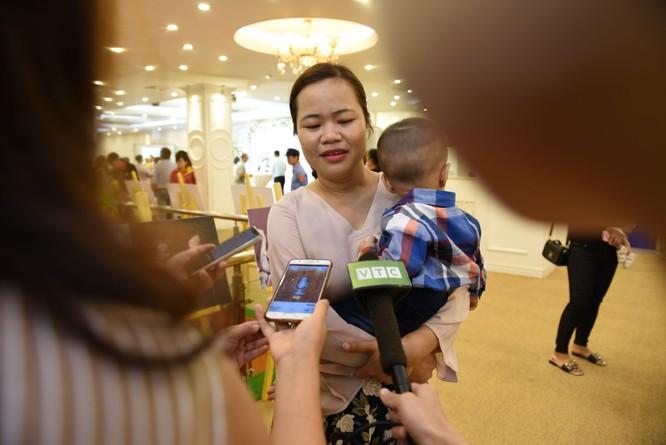 Chị Lò Thị Nhung