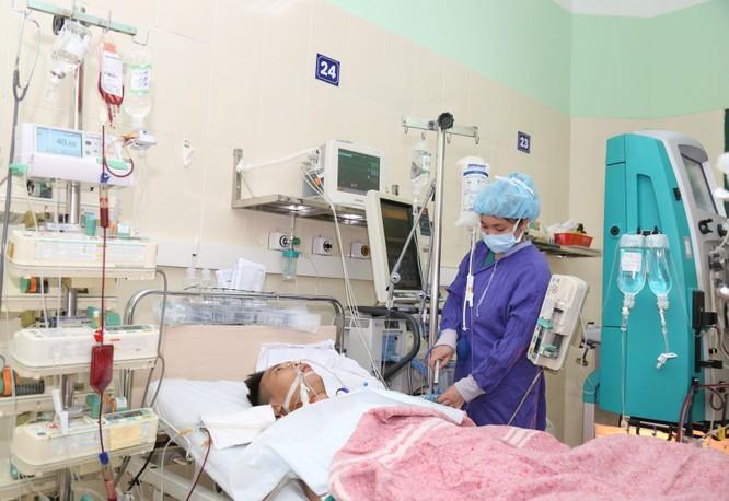 Bệnh nhân dần hồi phục sau ca ghép thành công