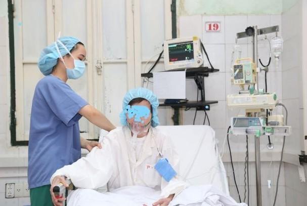 Bệnh nhân được ghép tạng trong ca hiến - ghép đa tạng đã bình phục