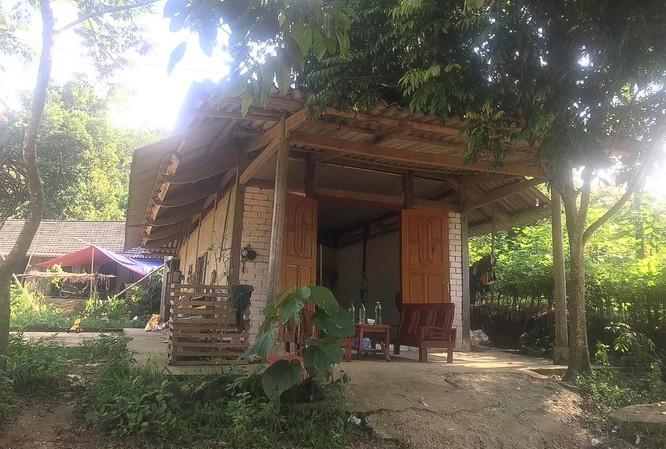 Ngôi nhà của một trong các gia đình hiếm muộn có hoàn cảnh khó khăn được hỗ trợ miễn phí TTTON