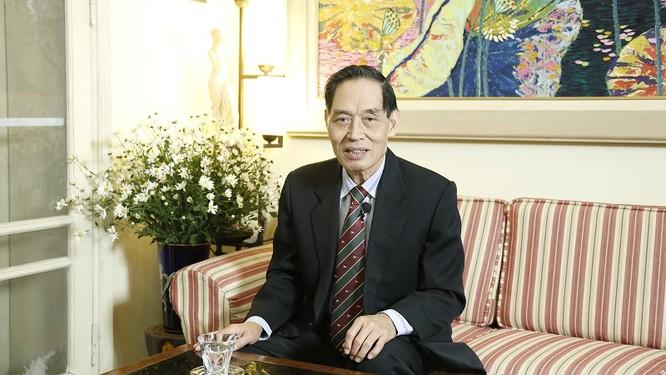 GS. Nguyễn Bá Đức - Phó Chủ tịch Hội Phòng chống Ung thư Việt Nam