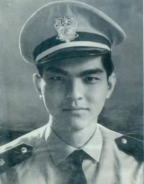 NSND Thế Anh vai Trung úy Phương (phim