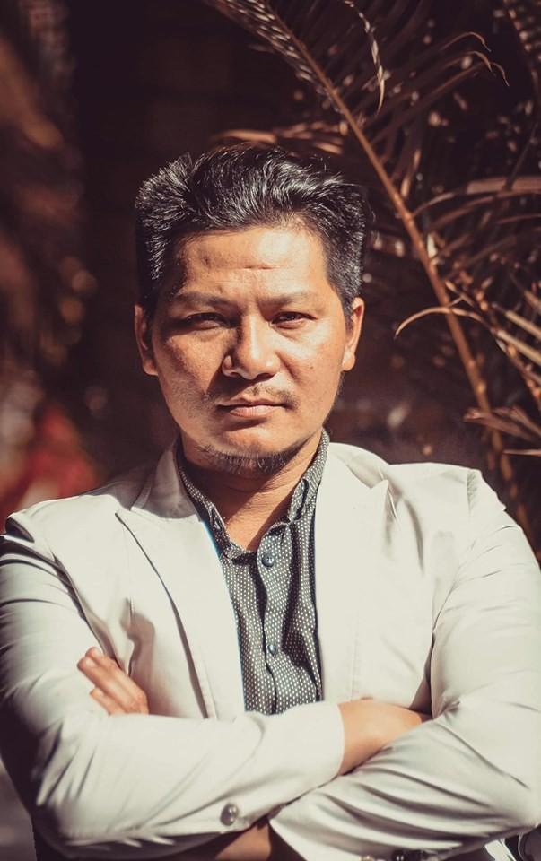 Họa sĩ Nguyễn Lương Sáng