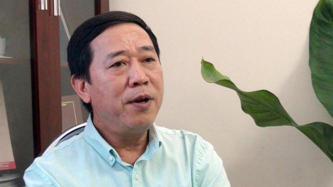 Ông Nguyễn Đức Vinh - Vụ trưởng Vụ Sức khỏe Bà mẹ và Trẻ em (ảnh: Tùng Dương)