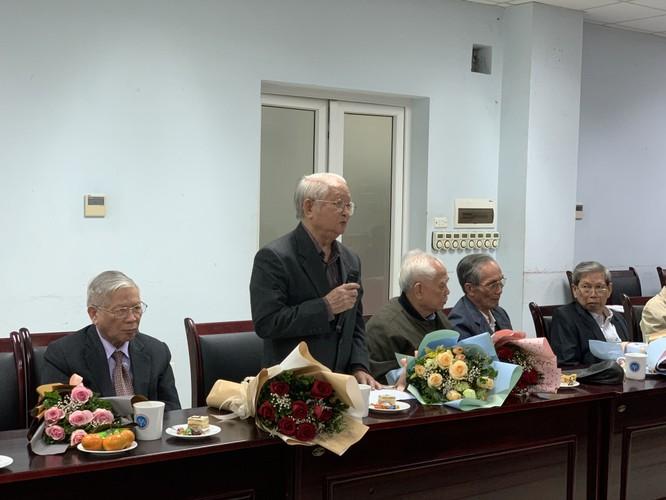 Hơn 40 giáo sư hàng đầu của y tế Việt Nam dự lễ tri ân đặc biệt nhân ngày 20/11 ảnh 6